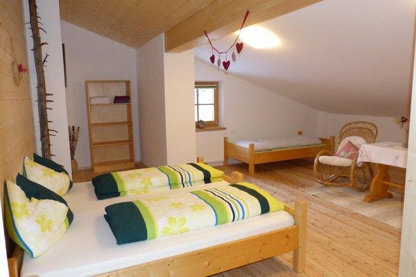 Foto vom Zimmer Hütten-Hotel Lyfi Alm