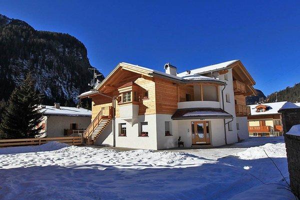 Foto invernale di presentazione Cèsa Dolomia - Appartamenti