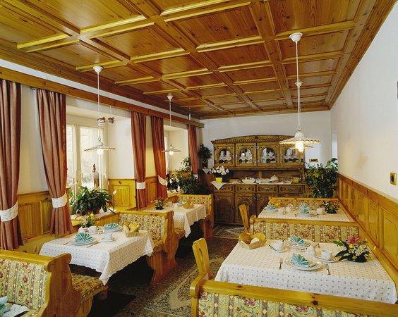 Il ristorante Arabba - Pieve di Livinallongo Excelsior
