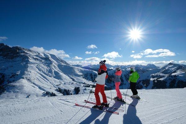 Präsentationsbild Pampeago - Predazzo - Obereggen - Skizentrum