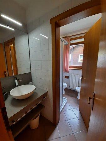 Foto del bagno Appartamenti Bait d'Armin
