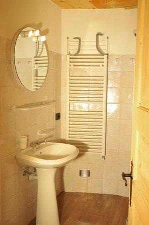 Foto del bagno Appartamenti Bait Panorama