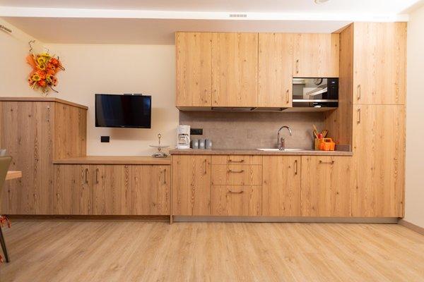 Photo of the kitchen Casa Pedretti