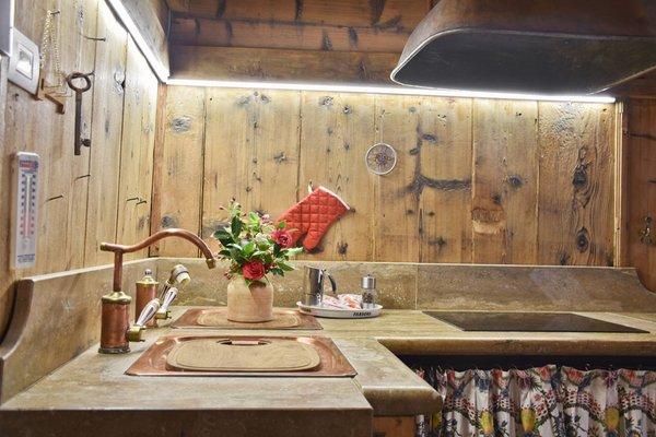 Foto della cucina Locanda del Cardinello