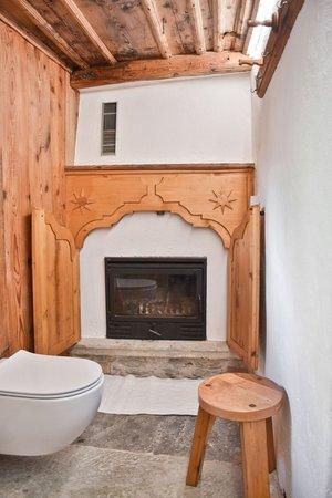 Foto del bagno Camere + Appartamenti Locanda del Cardinello