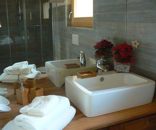 Foto del bagno Affittacamere Stella di Campo
