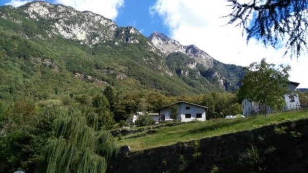 La posizione Bed & Breakfast Bergvagabunden Piuro (Valchiavenna)