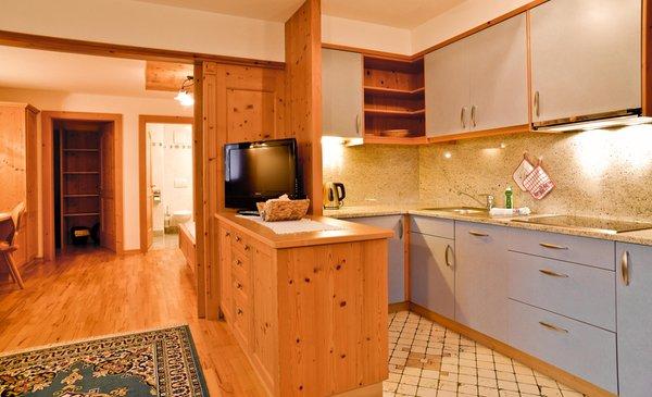 Photo of the kitchen Ciasa Miriò