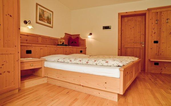 Foto della camera Appartamenti Ciasa Miriò