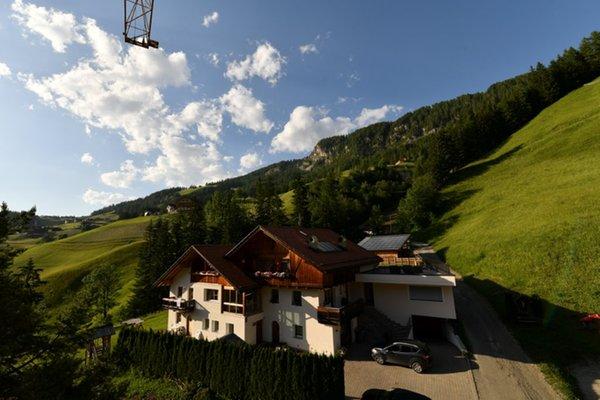 Foto estiva di presentazione Appartamenti Ciasa Miriò