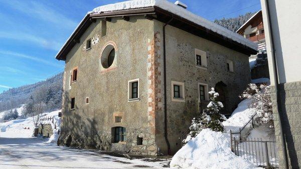 Foto invernale di presentazione Casa del Sol - Appartamenti