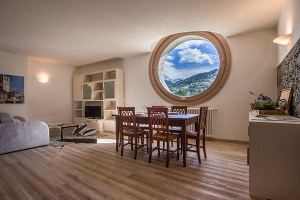 La zona giorno Casa del Sol - Appartamenti