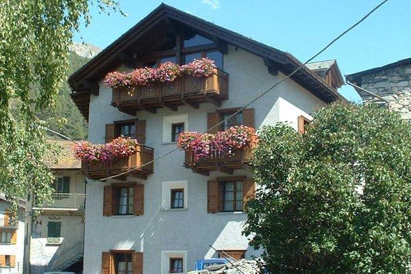 Foto estiva di presentazione Casa Sablonera - Appartamenti