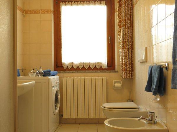 Foto del bagno Residence Baita al Pian