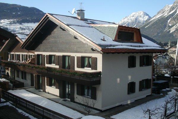 Foto invernale di presentazione Chalet Silvi - Residence