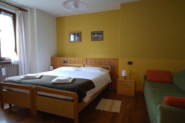 Foto della camera Residence Chalet Silvi