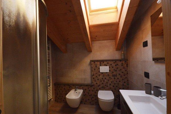 Foto del bagno Residence Chalet Silvi