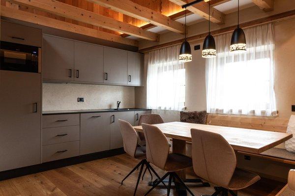 Foto der Küche La Munt