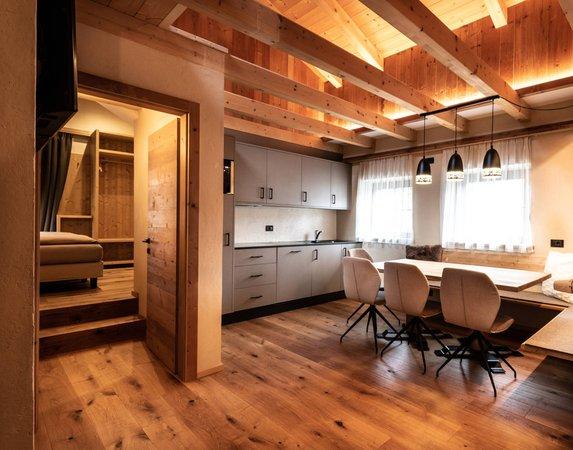 Photo of the kitchen La Munt