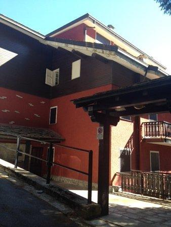 Foto esterno Appartamenti Ventrice Anna Maria