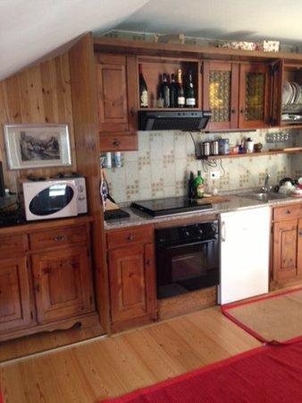 Foto della cucina Ventrice Anna Maria