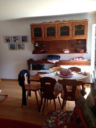 La zona giorno Ventrice Anna Maria - Appartamenti