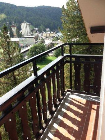 Foto del balcone Ventrice Anna Maria