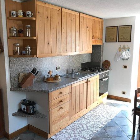 Foto della cucina Pilatti Daniela