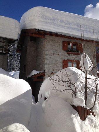 Foto invernale di presentazione Pilatti Daniela - Appartamento