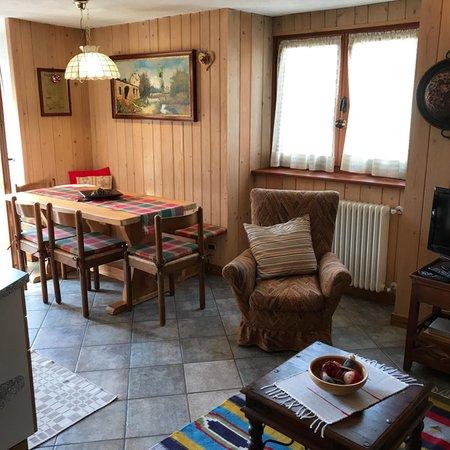 La zona giorno Pilatti Daniela - Appartamento