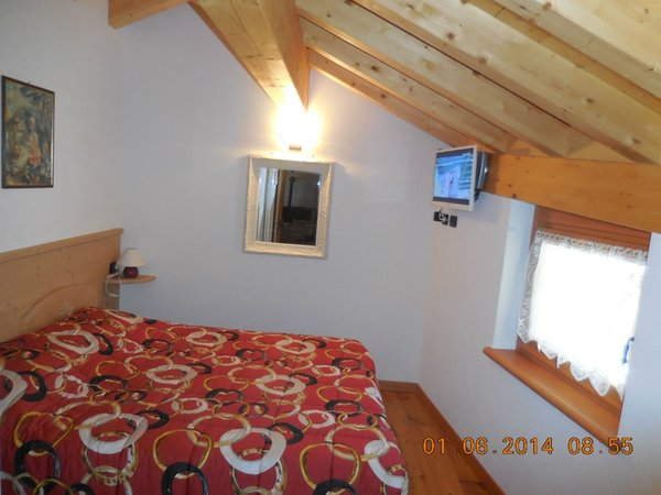Foto della camera Appartamenti Chalet Volpi