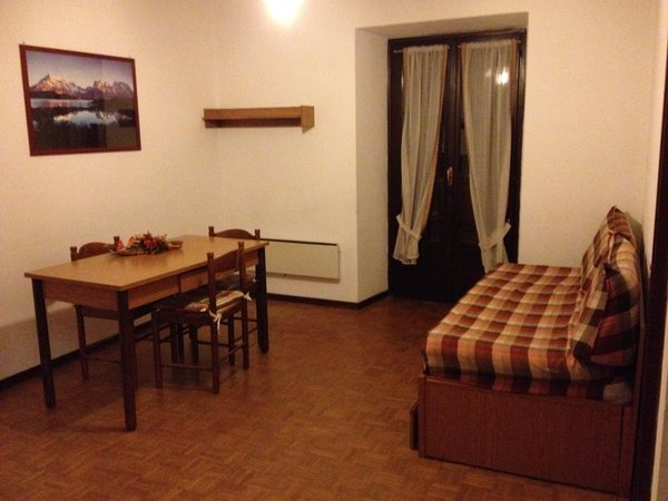 La zona giorno Guanella Dante - Appartamenti