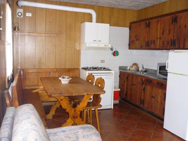 La zona giorno Malacrida Vilma - Appartamenti