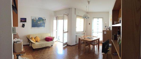 La zona giorno Residence Le Rose - Appartamenti