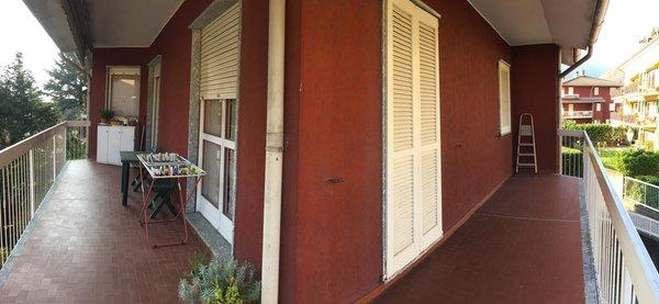 Foto del balcone Residence Le Rose