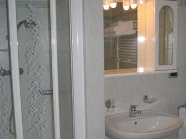 Foto del bagno Residence Fior di Roccia