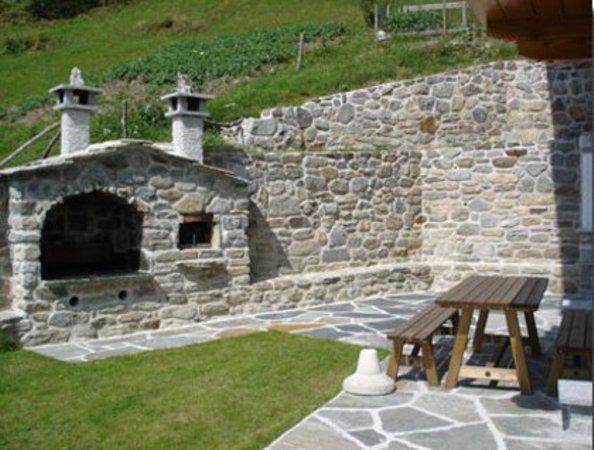 Foto del giardino Campodolcino (Valchiavenna)