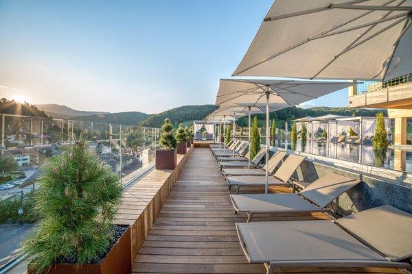 Foto del balcone Wellness e Day SPA ABINEA