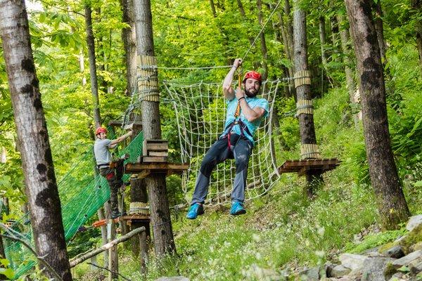 Sommeraktivitäten Valtellina