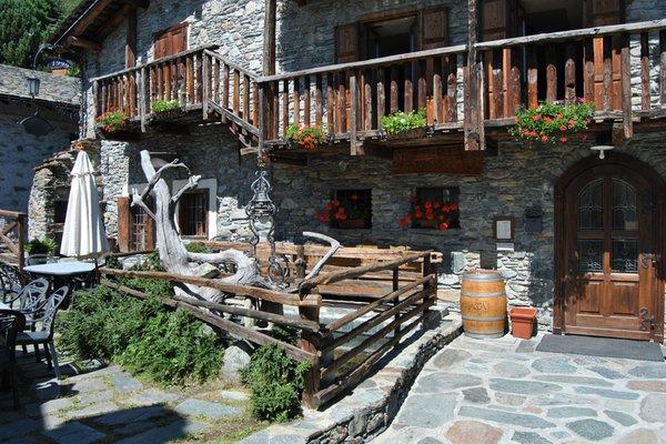 Photo exteriors in summer Il Vassallo