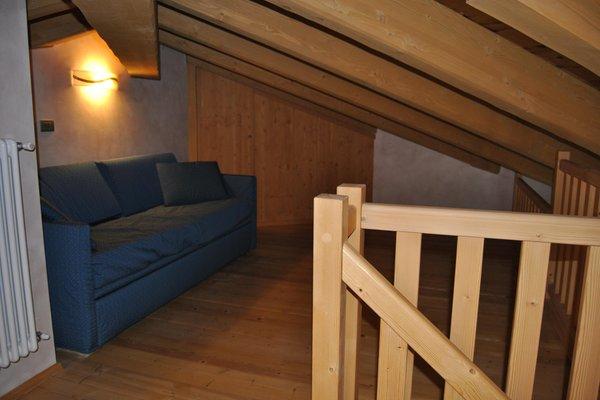 Il salotto Casa Vacanza La Rocca - Appartamenti