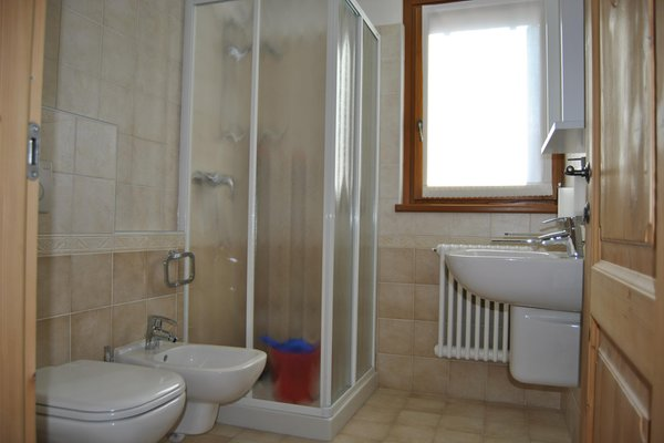 Foto del bagno Casa Vacanza La Rocca