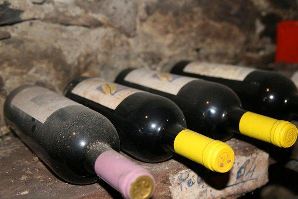 Wine cellar Chiuro (Sondrio - Valmalenco) San Carlo