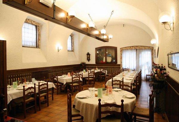 The restaurant Chiuro (Sondrio - Valmalenco) San Carlo