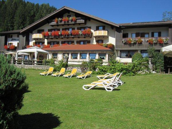 Foto estiva di presentazione Park Hotel Arnica - Hotel 4 stelle