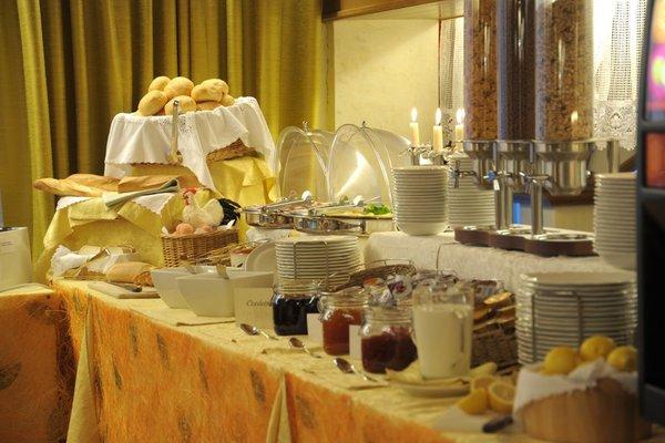 La colazione Park Hotel Arnica - Hotel 4 stelle