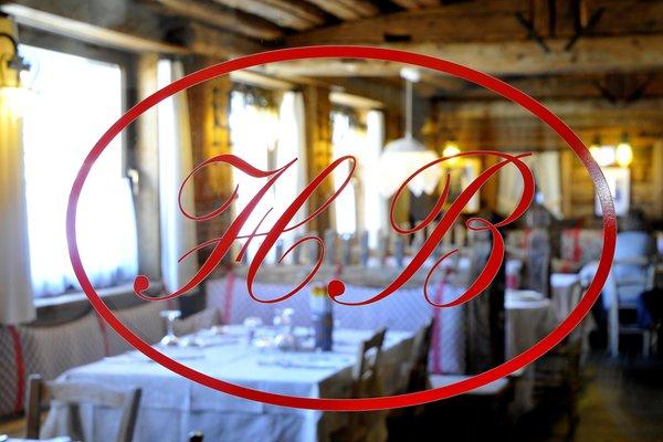 Il ristorante Falcade Belvedere