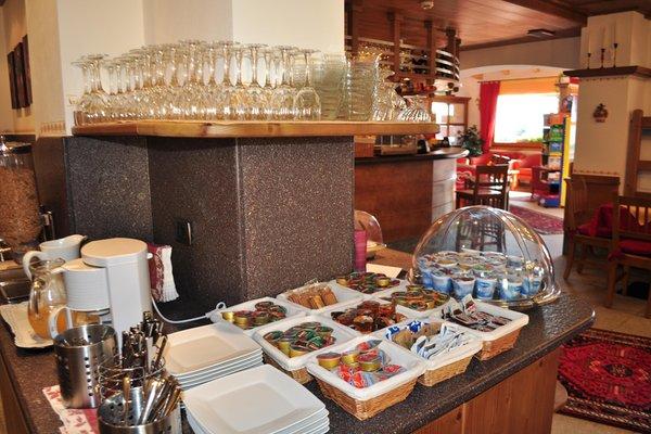 Il ristorante Falcade Panorama