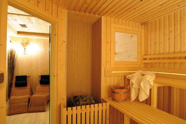 Foto della sauna Falcade