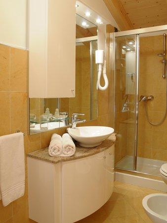 Foto del bagno Residence Panorama